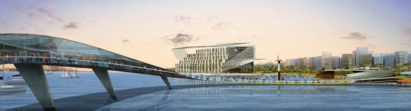 Landscape Design 3D Render Manila