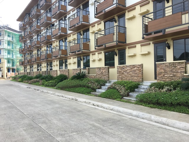Landscaping project at Filinvest